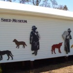 The Ration Shed Museum, today