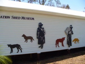 The Ration Shed Museum