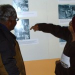 Elders talk about archival photographs