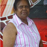 Sandra Morgan, Cherbourg Chairperson