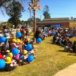 Crowds at NAIDOC Open Day