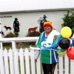 Robyn gets into the spirit of NAIDOC