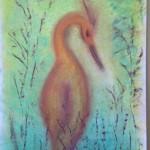 Bird Pastels