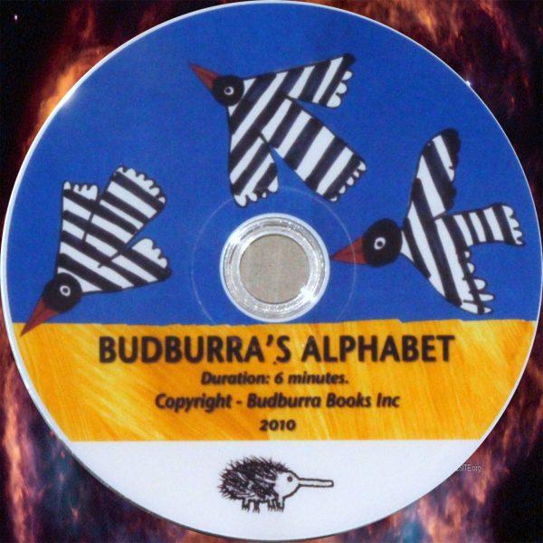 Bud Alphabet