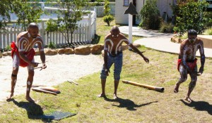 The Barambah Dancers