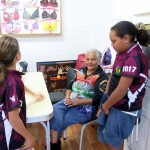 Teaching Cherbourg State School Students