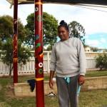 Starla Designing a pole
