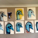 Emu Artworks