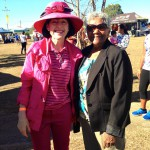 Kathy Duff & Ada Simpson