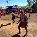 Wakka Wakka dancers