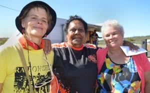 Organisers - Robyn Hofmeyr, Sandra Morgan & Zona Hussey-Smith