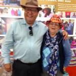Manny & Aunty Ruth Heagarty