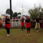 Kingaroy Sista Girls dancers