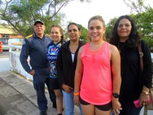 Brandi Fisher & family
