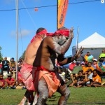 Wakka Gubbi dancers