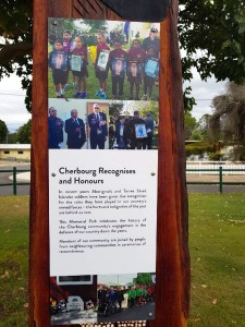 Cherbourg Honours